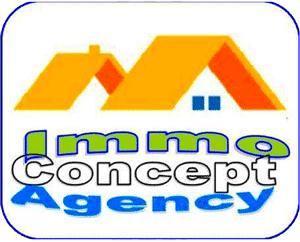 Immo Concept Agency Logo